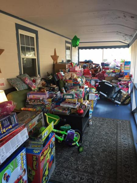Toy Drive 8